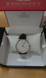 TISSOT Everytime 手錶
