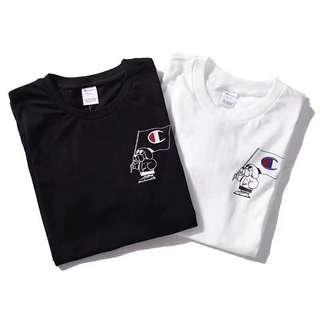 Champion X Beams Apparel T Shirt