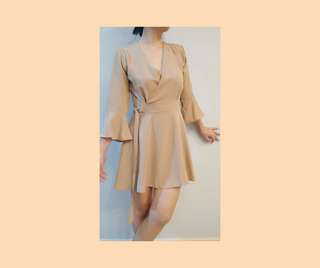 Dacey Wrap Dress