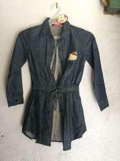 Sanrio Denim dress