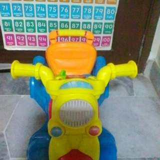 Playskool Walker/ Push N Ride