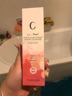 Bought from Sephora - Caolion Foam Cleanser for Blackheads