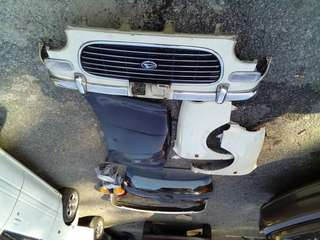 Mira Gino Bodykit For Perodua Kelisa