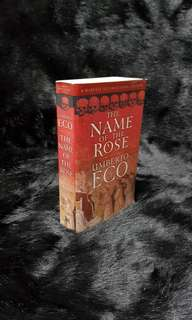 'The Name of the Rose' by: Umberto Eco