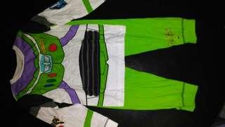 Brand new BUZZ LIGHTYEAR Costume/Pajama