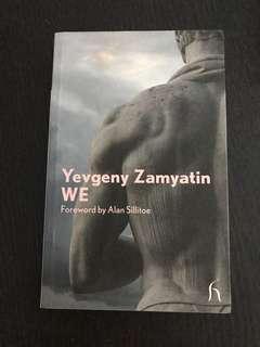 We Yevgeny Zamyatin