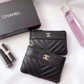 Chanel small clutch