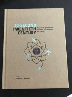 30 Second Twentieth Century
