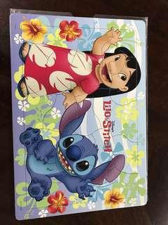 Puzzles : Lilo & Stitch