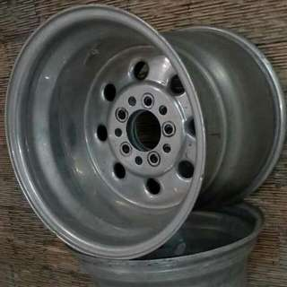 Weld Racing Drag Wheels