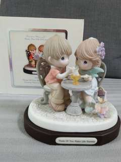 [LIMITED] Precious Moments figurine