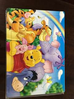 Puzzles - Winnie The Pooh