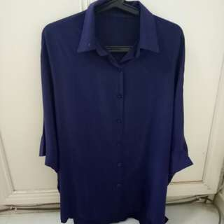 Batwing shirt uk18/20