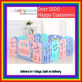 FREE DELIVERY Baby Safety Play Yard / Play Pen / Fence