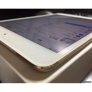 iPad mini 4 128G 金色(全機無傷)