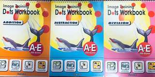 Shichida Image Training Dot Workbook
