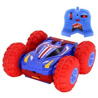 Remote Control Special Effect Jump Car