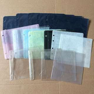 FREE! Preloved CD Pockets / Sleeves