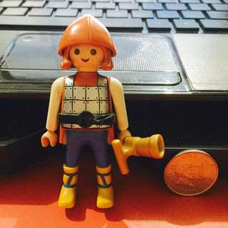 Playmobil Figure