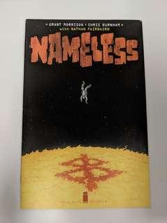 NAMELESS Comic