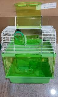 Hamster cage 2 tier