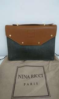 NINA RICCI vintage bag