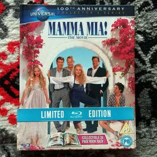 Mamma Mia - Limited Edition Digibook [Blu-ray]