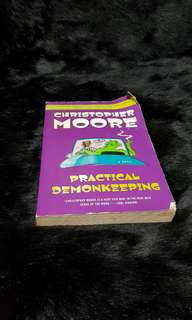 'Practical Demonkeeping' by Christopher Moore