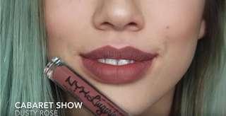 NYX lingerie Lip Matte #habisgajian