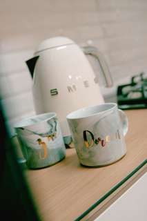 Personalized Marble Mug