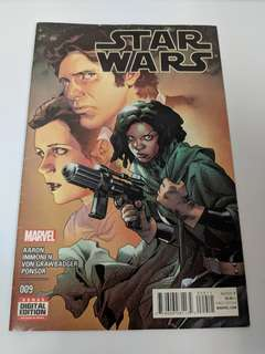 STAR WARS Comic #009