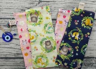 patty's home 手作寶寶口水巾及手帕