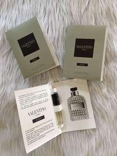 Valentino tester perfume