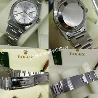 Rolex 16200 Automatic 36mm 100% authentic