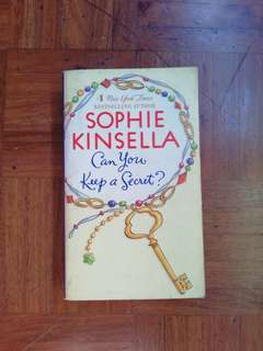 (Sophie Kinsella) Can you keep a secret?