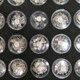 Nail art crystal