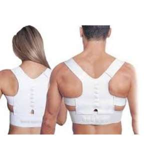 Posture-Corrective Back Brace with Magnets Brand New