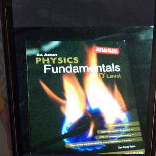 All About Physics Fundamentals For O Level