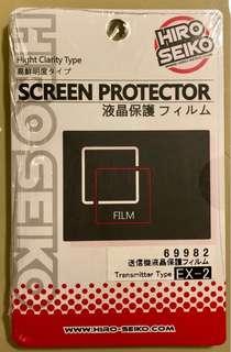 Mini-z EX-2 EX-6/EX-6R screen protector