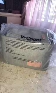 Brand new V-coool Milk Storage Cooler Bag and Ice Block.