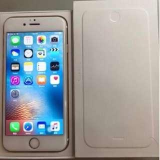 iPhone 6 Plus 64G 金色  原廠公司貨