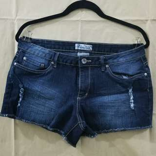 Blue Crush Denim Shorts