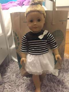 Amarican girl doll clothes