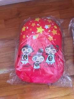 Ocbc hard shell bag $18