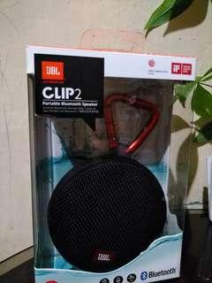 Original JBL Clip 2 Waterproof Wireless Speaker