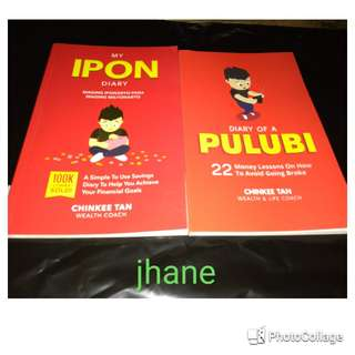 SUPER SALE: Diary of a pulubi and My Ipon Diary