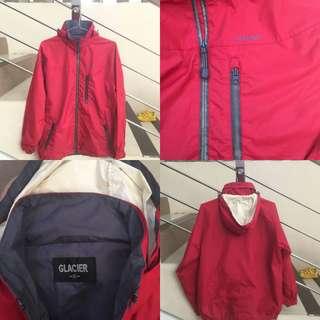 Glacier running jacket