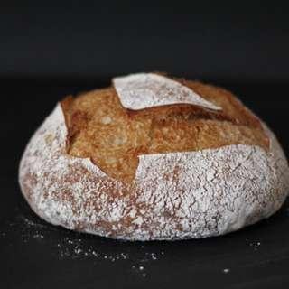 Sourdough Whole-wheat Bread