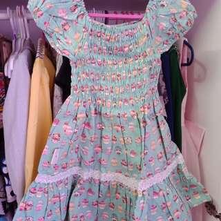Dress #kidsgirl #baju murah