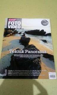 Majalah Foto Video Teknik Panorama